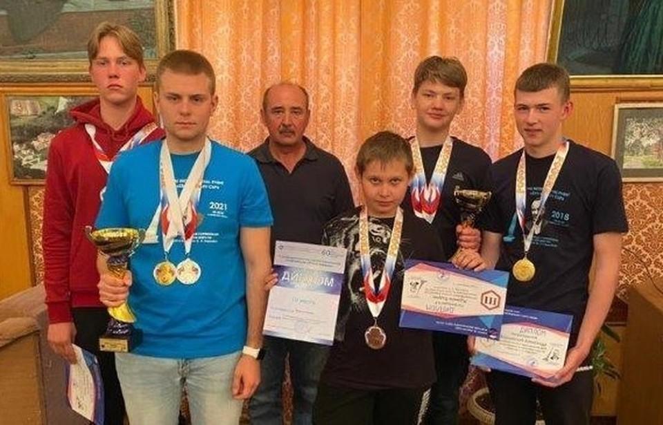 Александр Широбоков и Александр Ворнавской выполнили норматив на присвоение звания «Мастер спорта России».