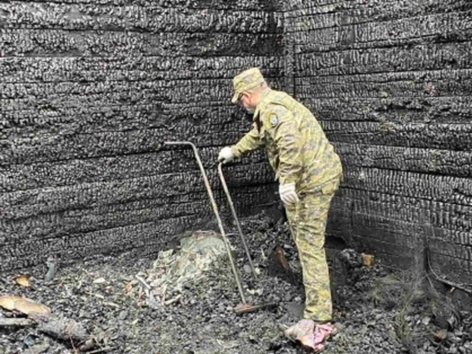 В Тюмени осудят супругов, чьи четверо детей сгорели на даче.