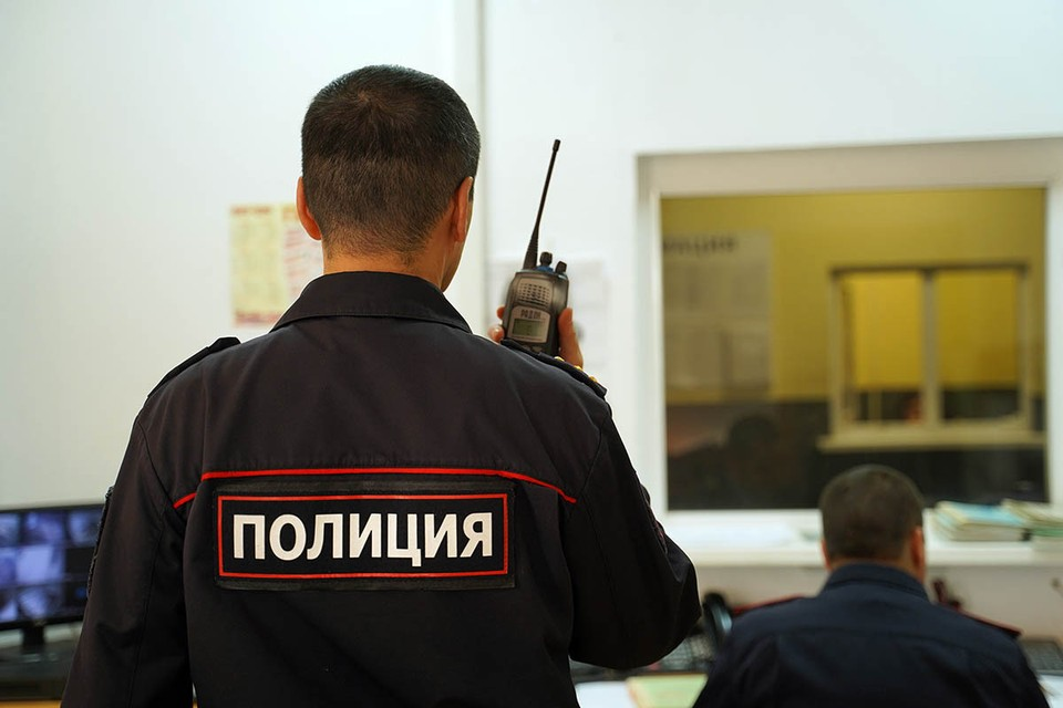 Оперативники проводят проверку и устанавливают все детали происшествия.