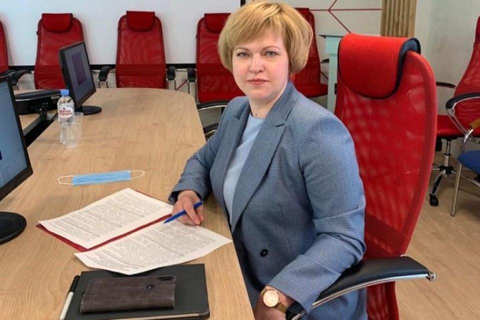 Директор колледжа Марина Зуева. ФОТО: из архива колледжа