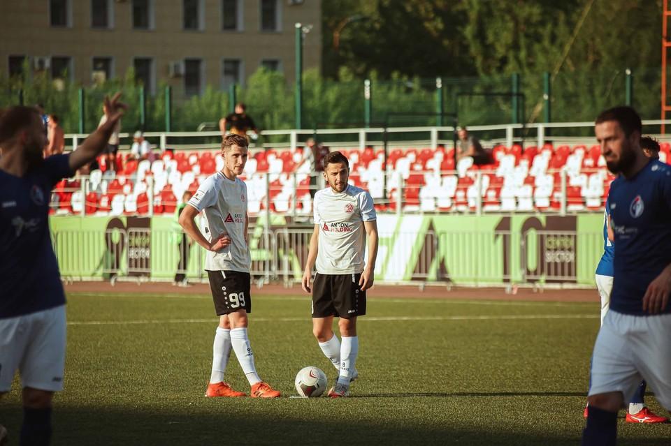 Предстоящий сезон «Акрон» также проведет в ФНЛ. Фото: ФК «Акрон» (Тольятти).
