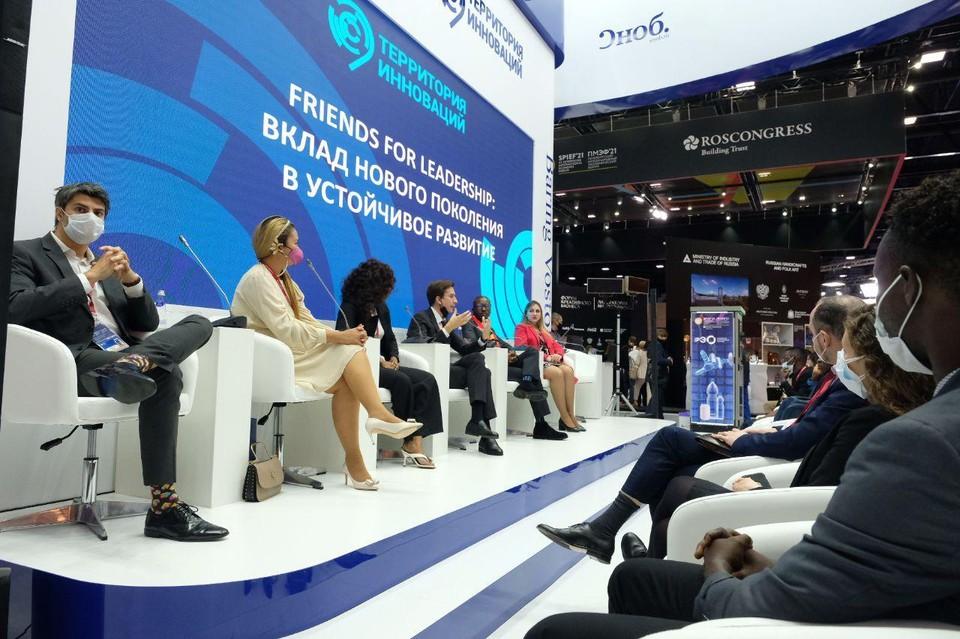 В Петербурге 2 июня открылся международный экономический форум.