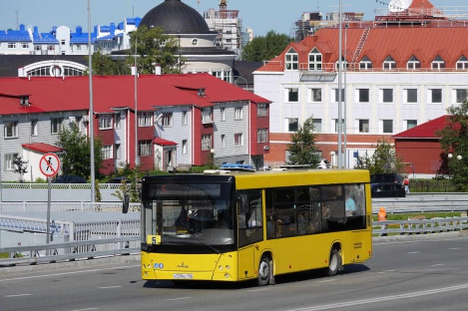 В Ханты-Мансийске обсудят работу городского пассажирского транспорта Фото: Городской информационный центр