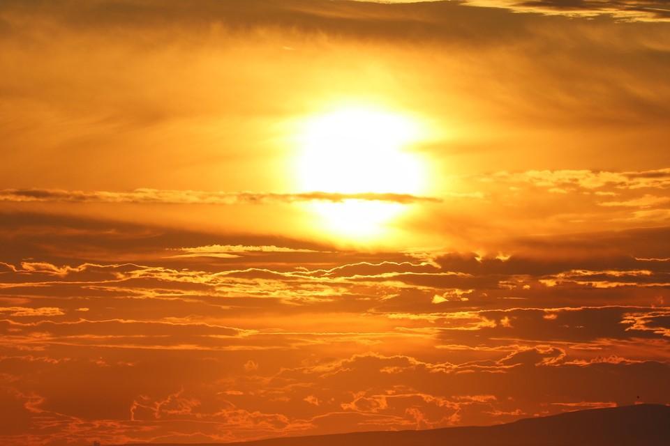 На большей части Казахстана будет жаркая погода