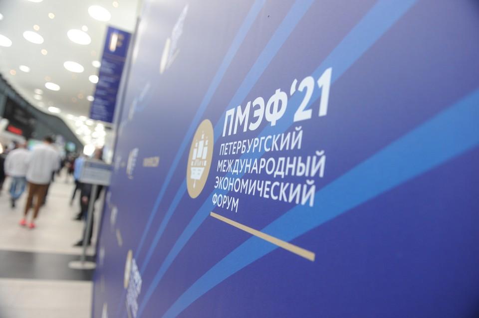 """На ПМЭФ-2021 зашла речь о строительстве завода """"Тесла"""" в Ленобласти."""