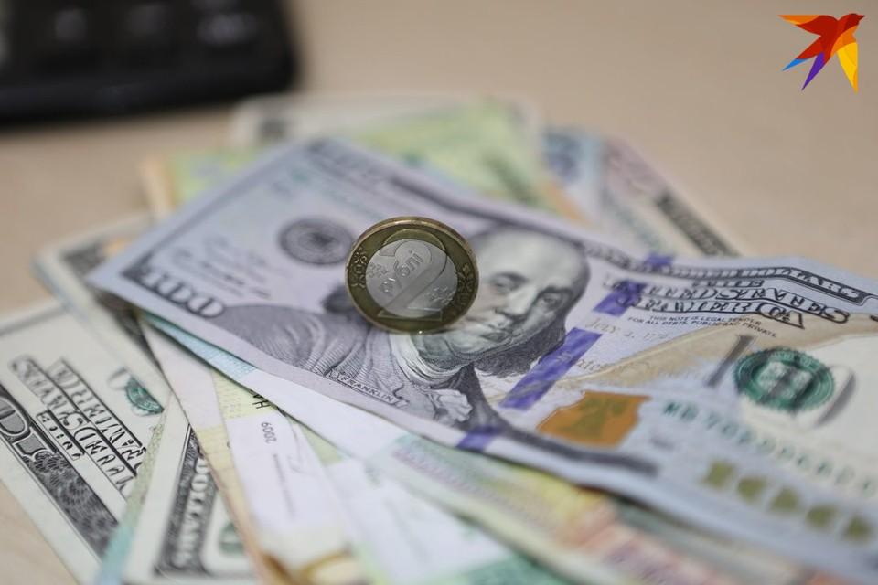 Беларусь получила второй транш кредита от России в размере $500 млн