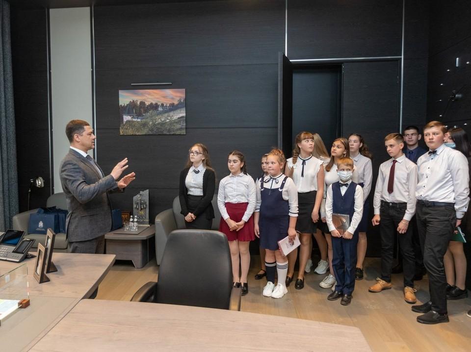 Фото: пресс-служба администрации Псковской обаласти