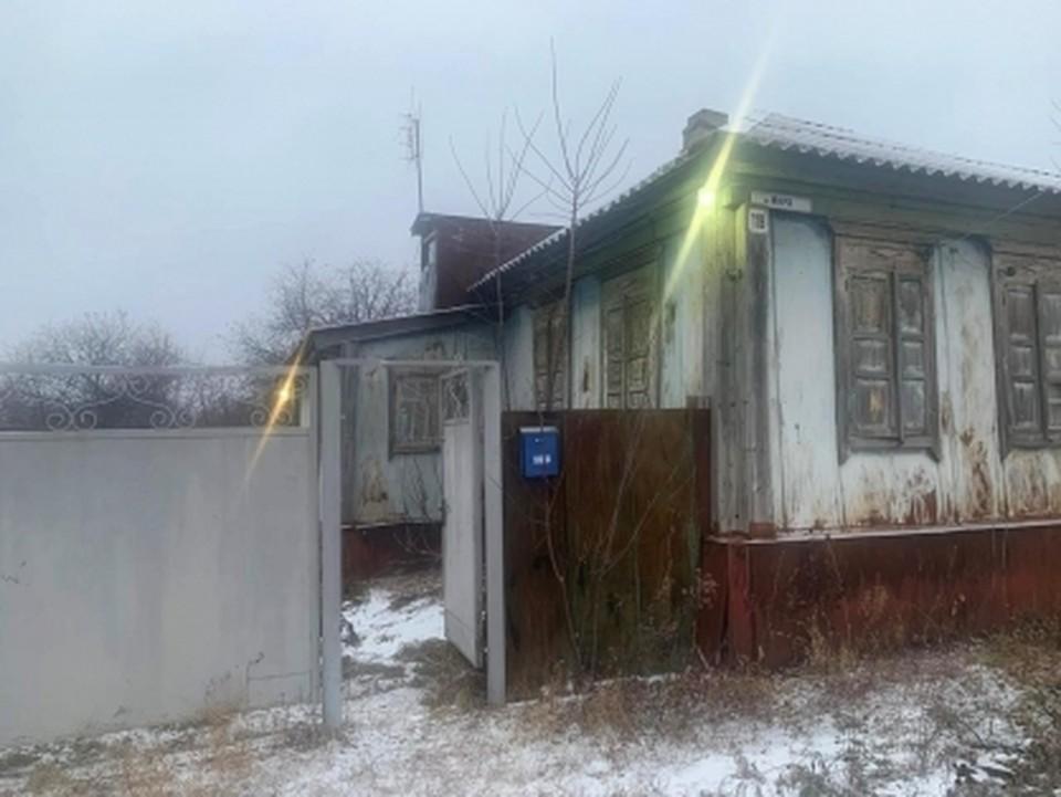 Дом, где пьянка закончилась кровавой расправой.