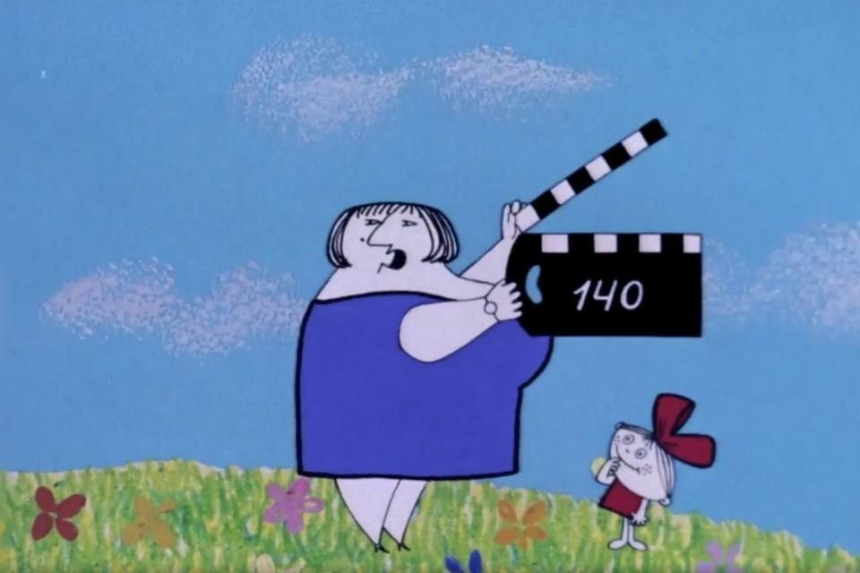 В Твери будут снимать сразу два сериала с соблюдением антикоронавирусных мер. Фото: кадр из м/ф «Фильм, фильм, фильм» (1968), режиссёр Фёдор Хитрук.