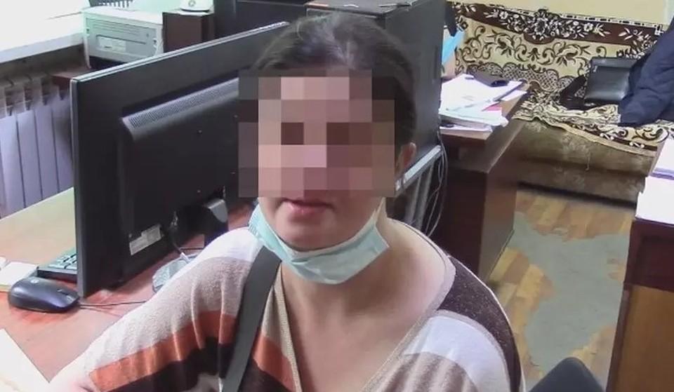 Женщина оказалась в состоянии алкогольного опьянения