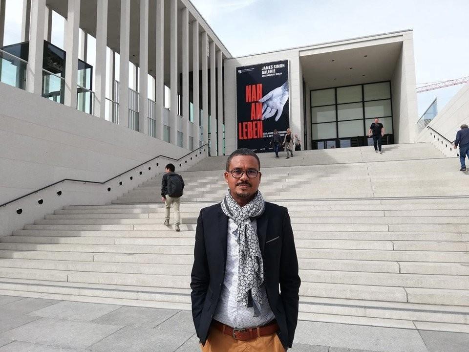 Давид Диоп стал лауреатом Международной Букеровской премии. Фото: соцсети