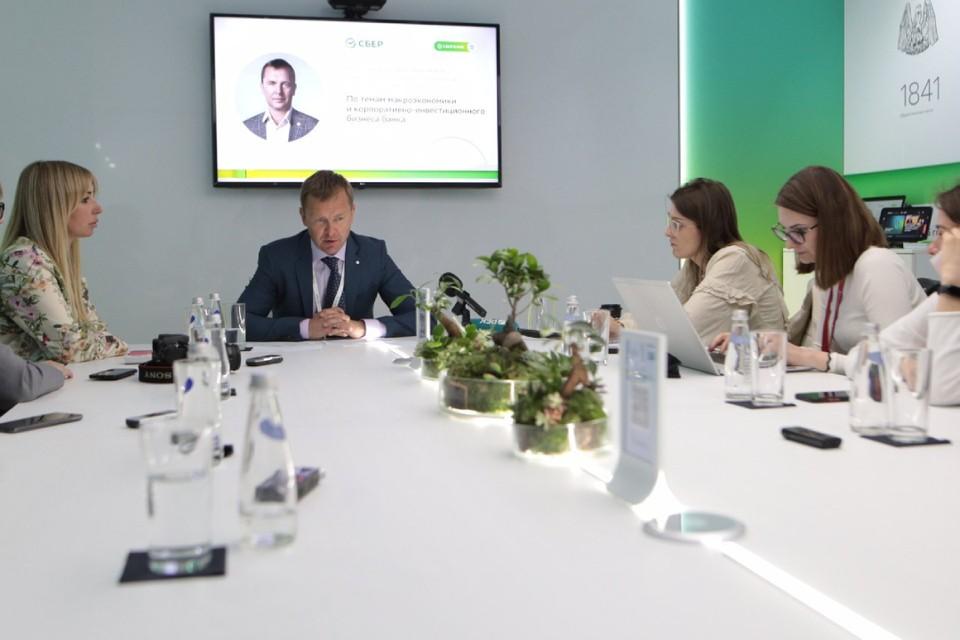 Эксперты Сбербанка выяснили, как восстановить экономику России после пандемии. Фото:пресс-служба Сбербанка.
