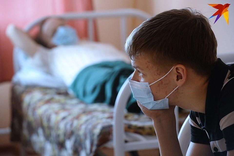 За сутки зафиксирован рост случаев коронавируса