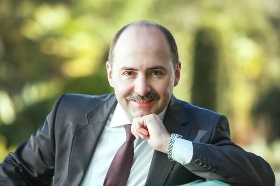 Дмитрий Богданов. Фото: соцсети