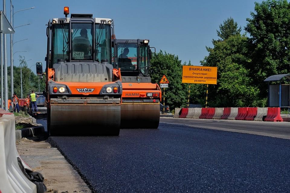 На ремонт дороги в Залегощи Орловской области выделят 19,6 миллиона рублей