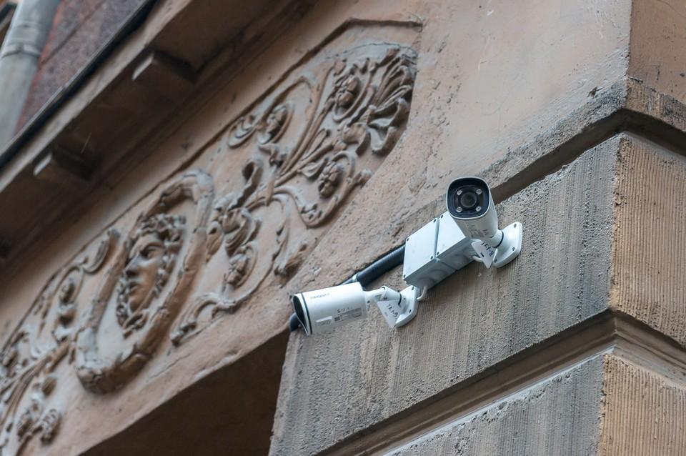 Сейчас в городе установлено порядка 40 000 камер.