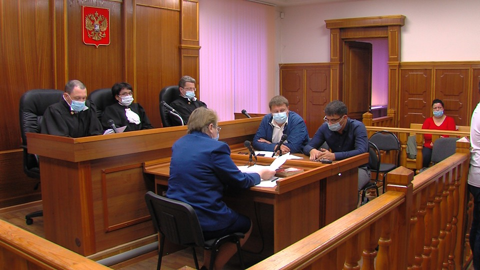 Наиль Курманов просил оправдать его. Фото: Челябинский областной суд
