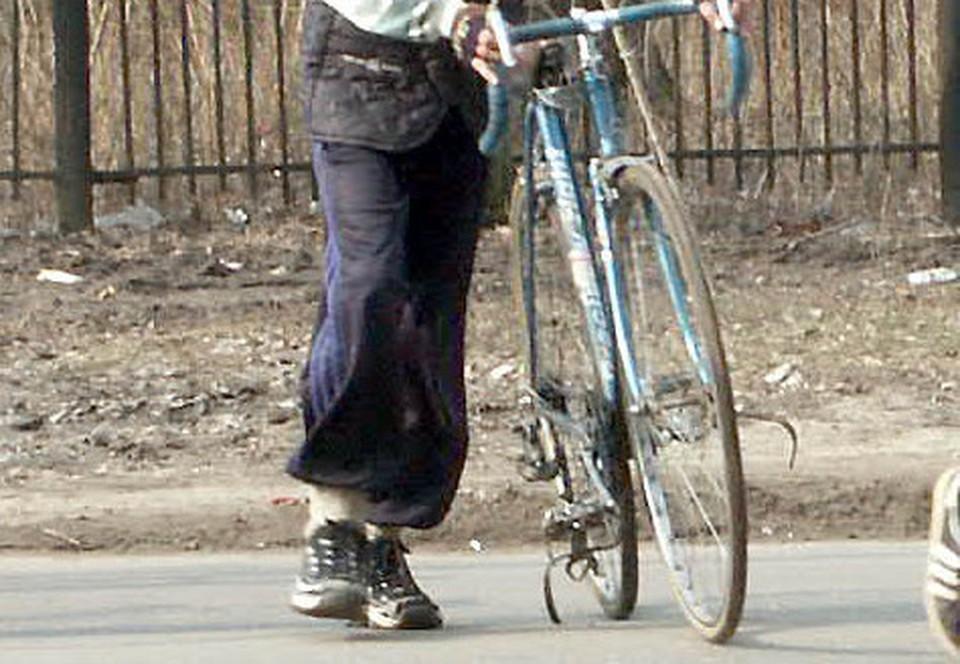 В Большой Туле пойман похититель велосипеда