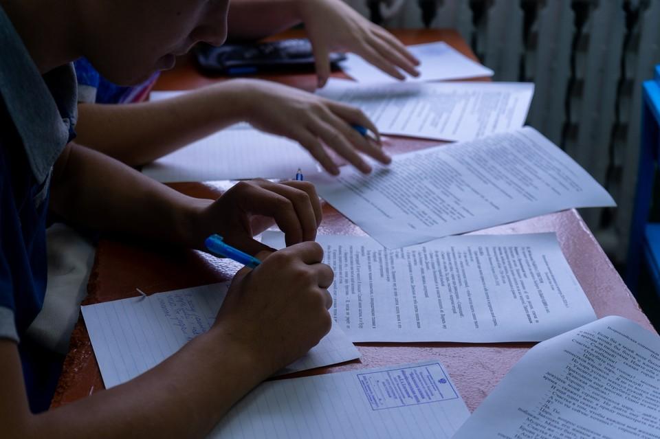 В Орле более 10540 школьников прошли социально-психологическое тестирование
