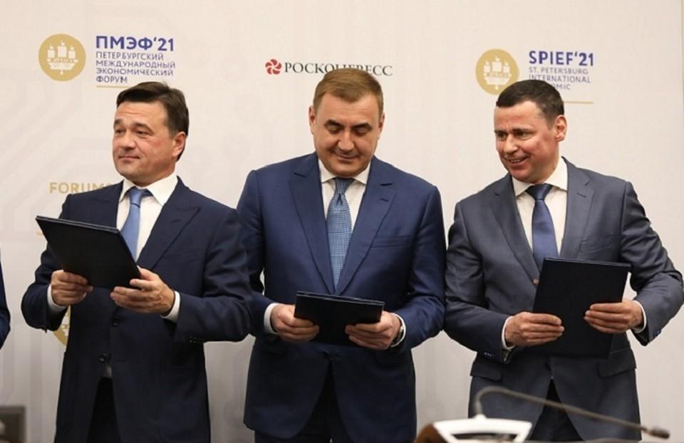 В Большое Золотое кольцо добавятся города Тульской и Рязанской областей.