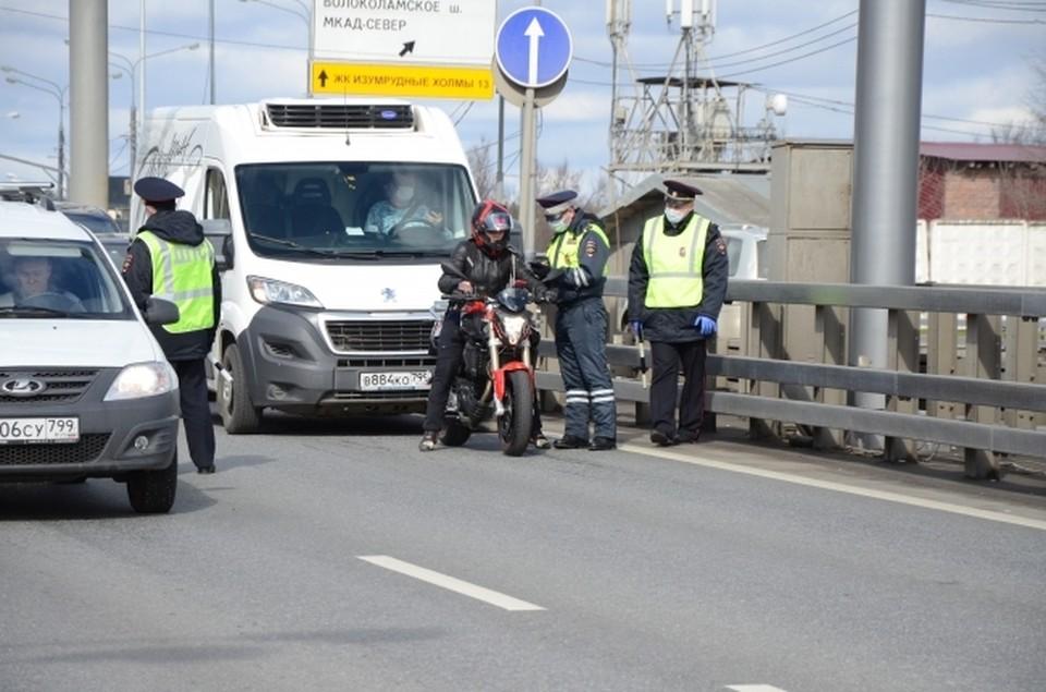 Полиция разыскивает свидетелей ДТП с мотоциклистом.