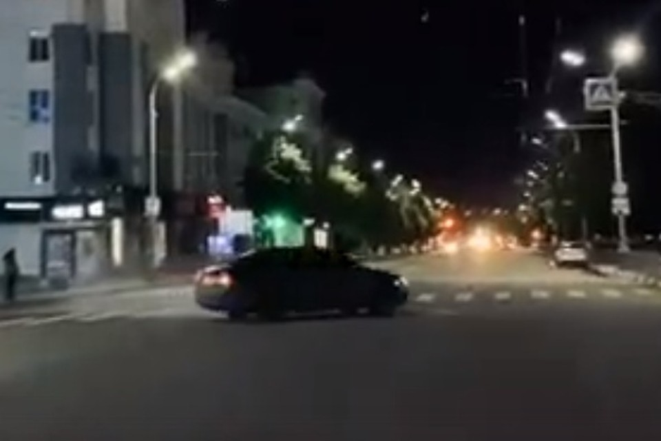 Скриншот видео vk.com/oryol_live