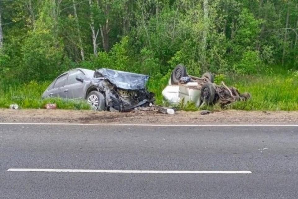 В Переславском районе в ДТП разбился 29-летний водитель «Матиза»
