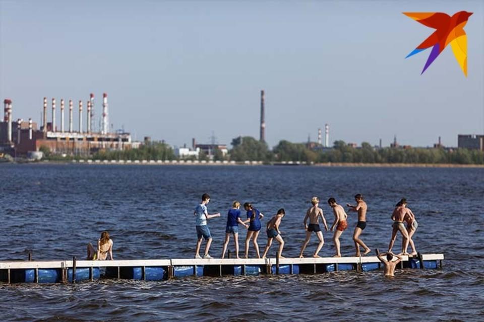 Насколько водоемы Удмуртии безопасны для купания?