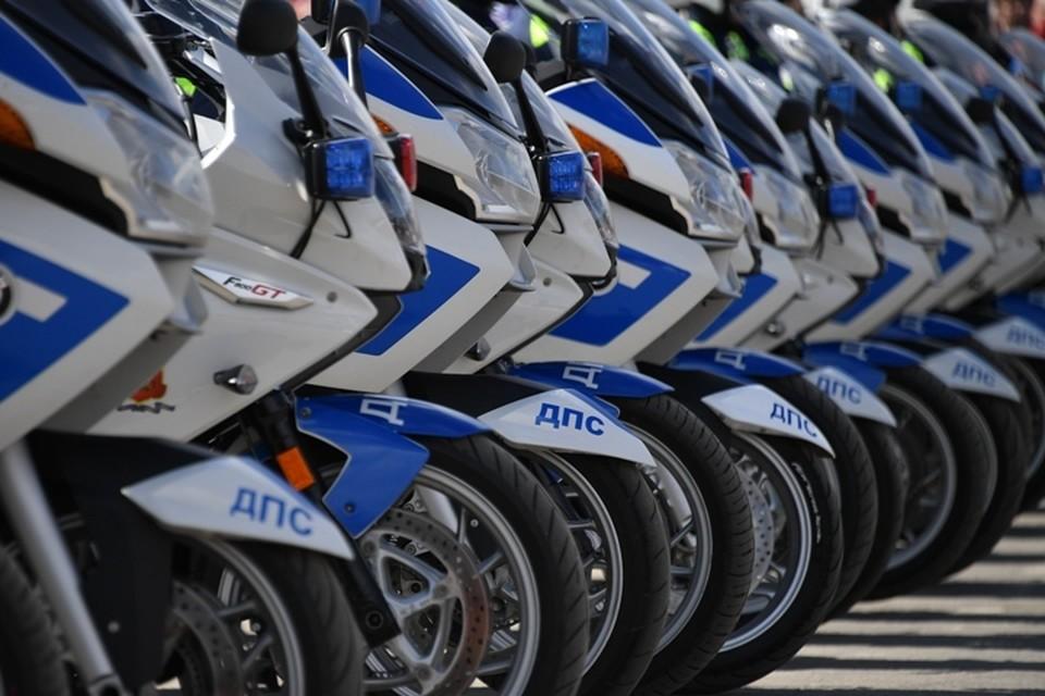 В Брянске в 2021 году в ДТП пострадали четыре мотоциклиста.