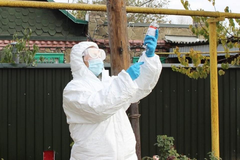 В Ростовской области от коронавируса скончались еще 18 человек