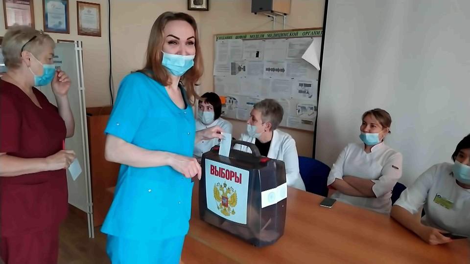 Фото: Няганская городская детская поликлиника