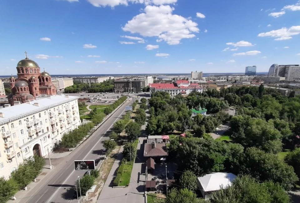 Естественная убыль населения в Волгоградской области за 4 месяца года составила 7 430 человек