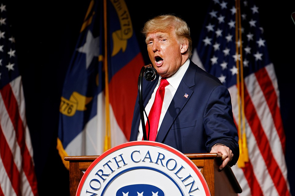 Трамп не планирует принимать участие в промежуточных выборах в 2022 году, но всерьез раздумывает над участием в президентской кампании в 2024 году