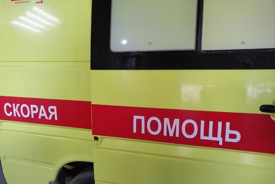 Пассажирку госпитализировали.