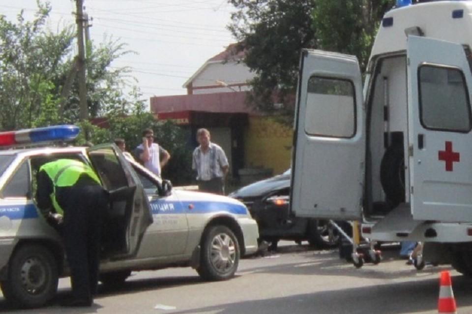 В результате аварии погиб один человек, еще один - получил травмы.