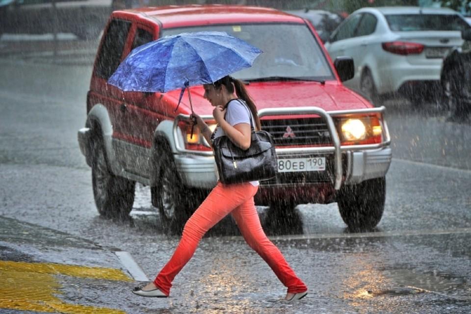 Еще одна дождливая и холодная неделя ждет ростовчан