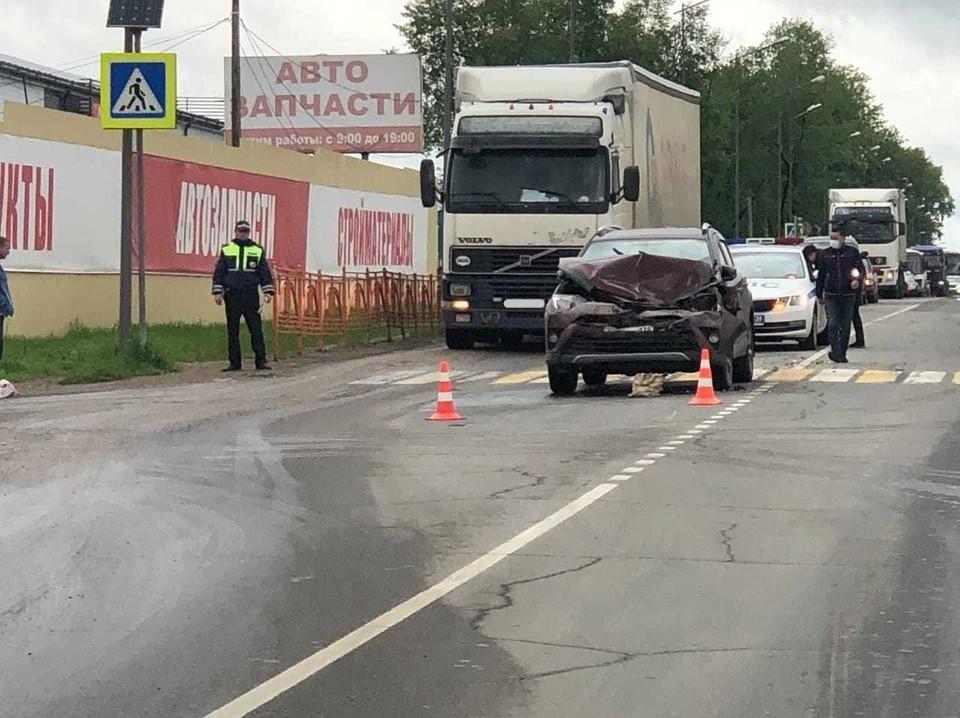 41 ДТП произошло в Иркутской области за неделю, 6 человек погибли