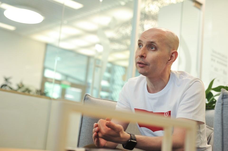 Артур Юсупов рассказал о своих принципах в жизни и работе