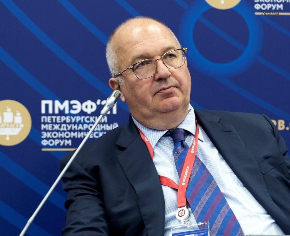 Глава Компании рассказал о планах реализовать более 300 инициатив и 70 проектов.