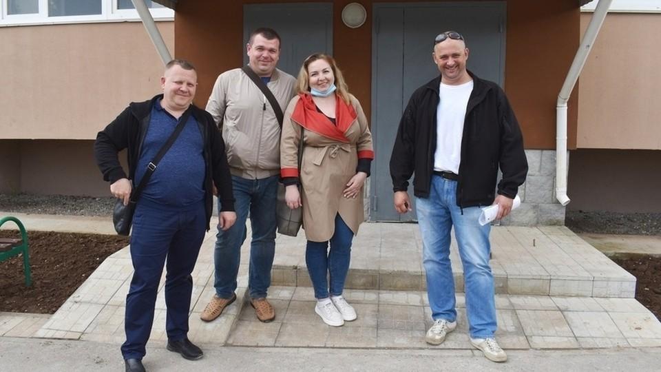 Еще три квартиры ждут своих новоселов – анестезиолога, терапевта и рентгенолога. Фото: Минздрав Крыма.
