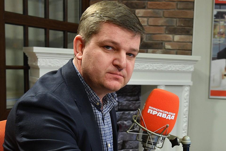 Роман Карманов.