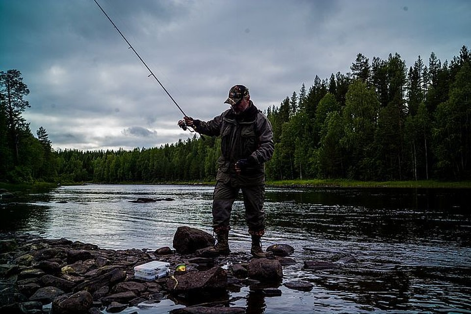 Во время рыбалки в Приморье произошло несчастье.