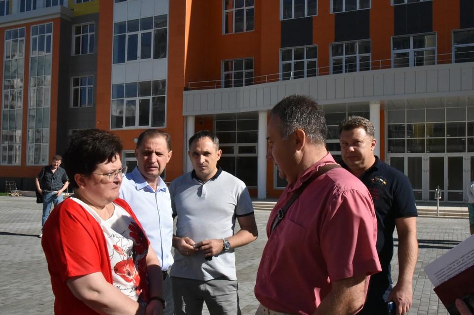 В этом году в Астрахани откроется новая школа на 1000 мест