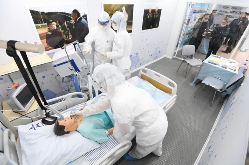 В китайском посольстве сравнили обвинения в создании коронавируса с ложью об оружии у Ирака