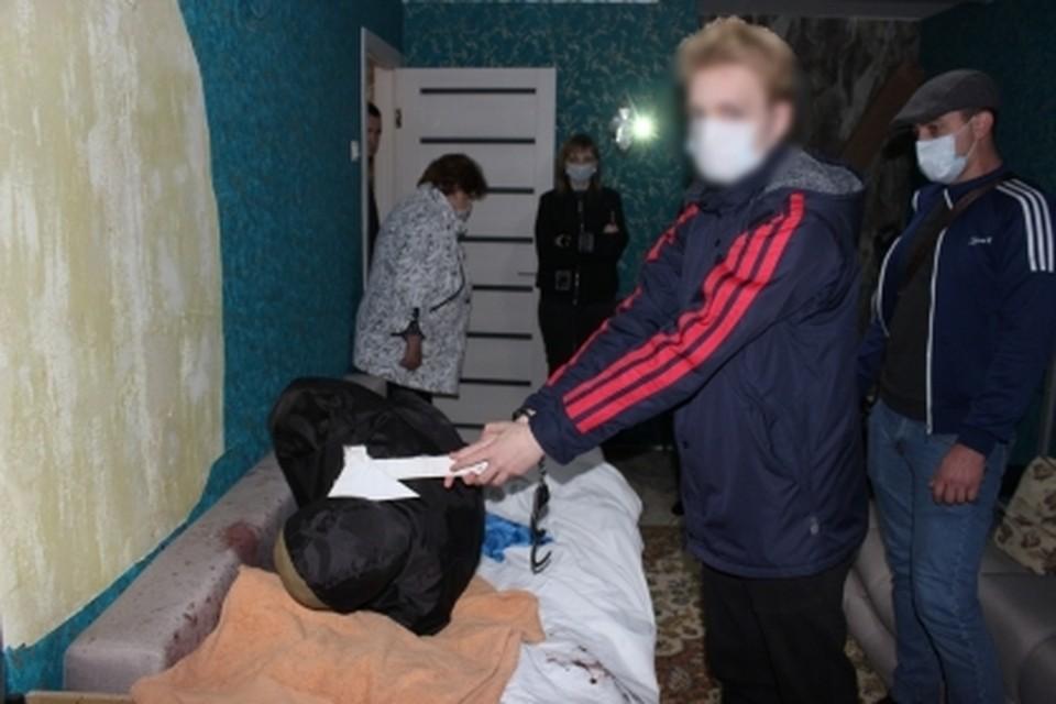 В Орле дело юноши, зарубившего мать и бабушку, передали в суд. Фото: СУ СК России по Орловской области