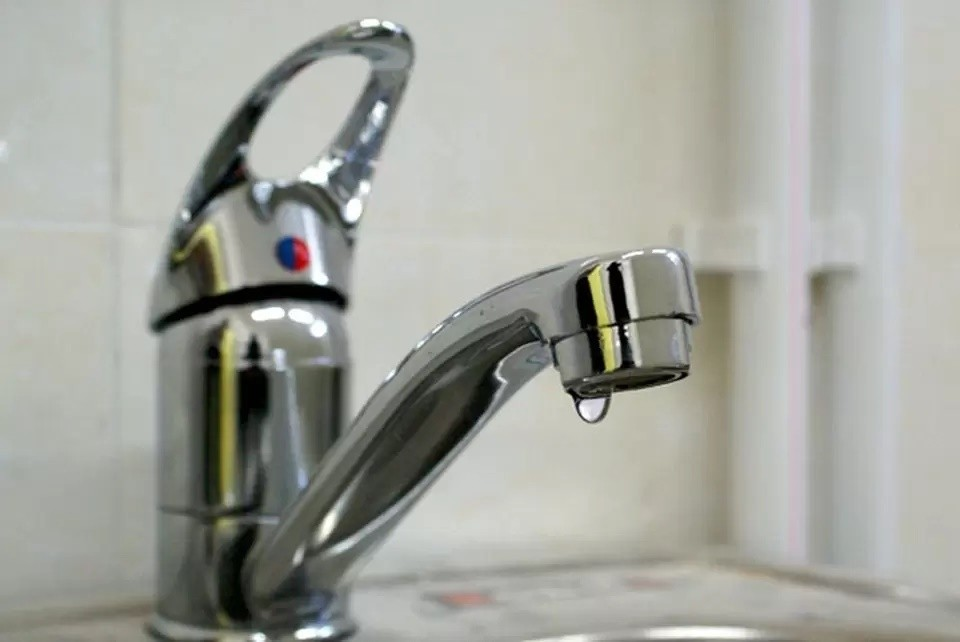Воды нет почти во всем селе.