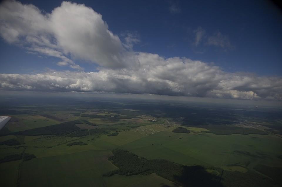 Возможно охлаждение почвы и воздуха, которые приведут к значительному повреждению теплолюбивых сельскохозяйственных культур.