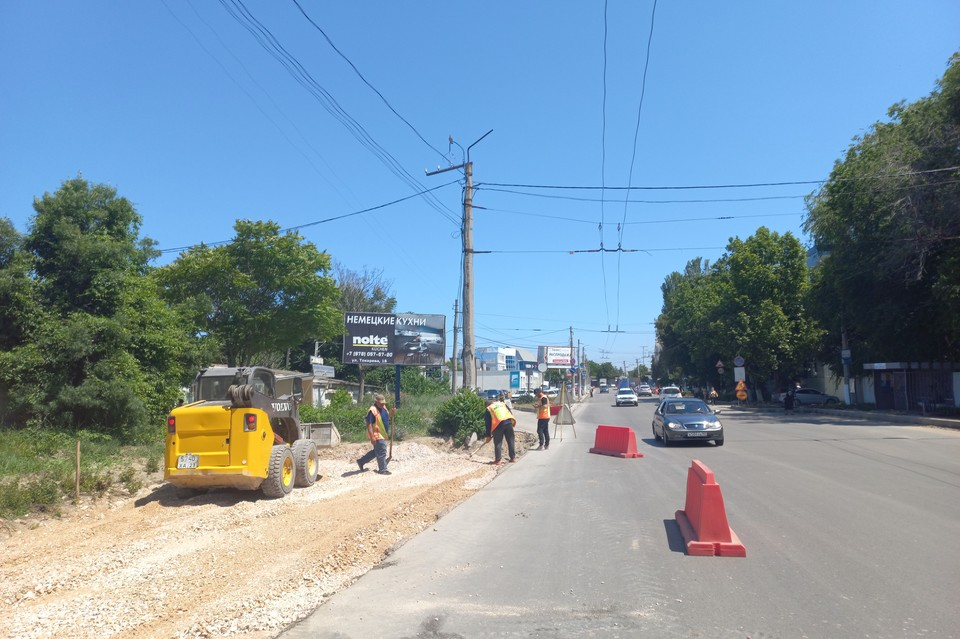 Ранее ремонт улицы проводили ночью, чтобы не мешать автомобилистам