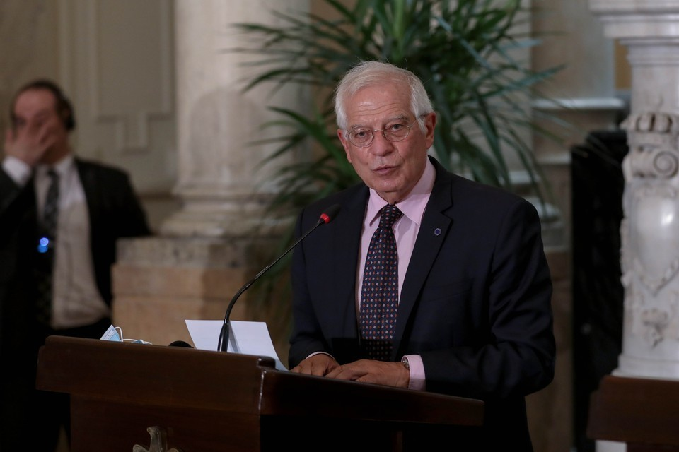 Боррель выразил надежду на единогласное принятие странами ЕС санкций против Белоруссии