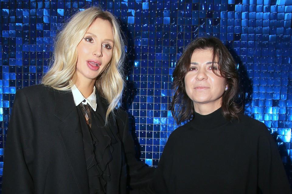 """Как заявил Киркоров, продюсер Лободы Нателла Крапивина (на фото справа) - """"человек двойных стандартов""""."""